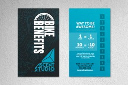 Ascent Studio - Bike Benefits Card
