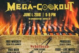 Guerrilla Gravity - Mega-Cookout Invite
