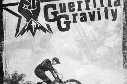 Guerrilla Gravity - Shop Poster